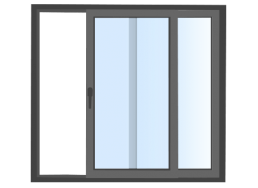 ventana corredera