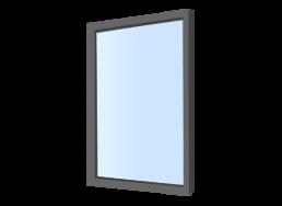 ventana fija