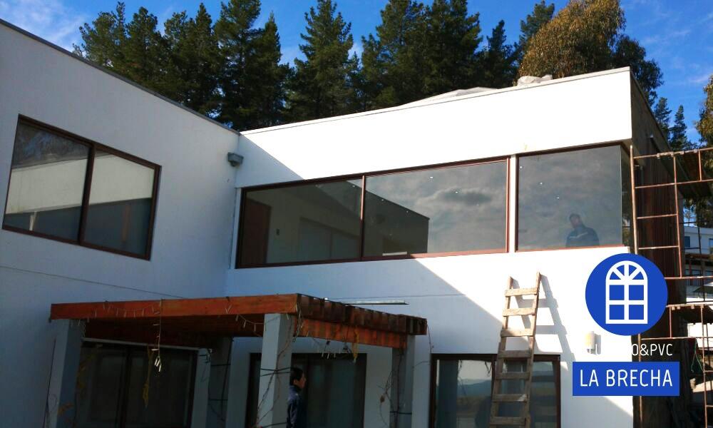 casa ventanas PVC