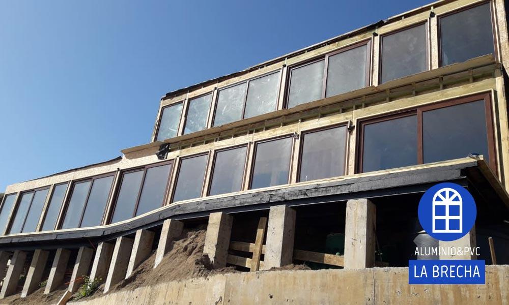 instalacion armado ventanas PVC