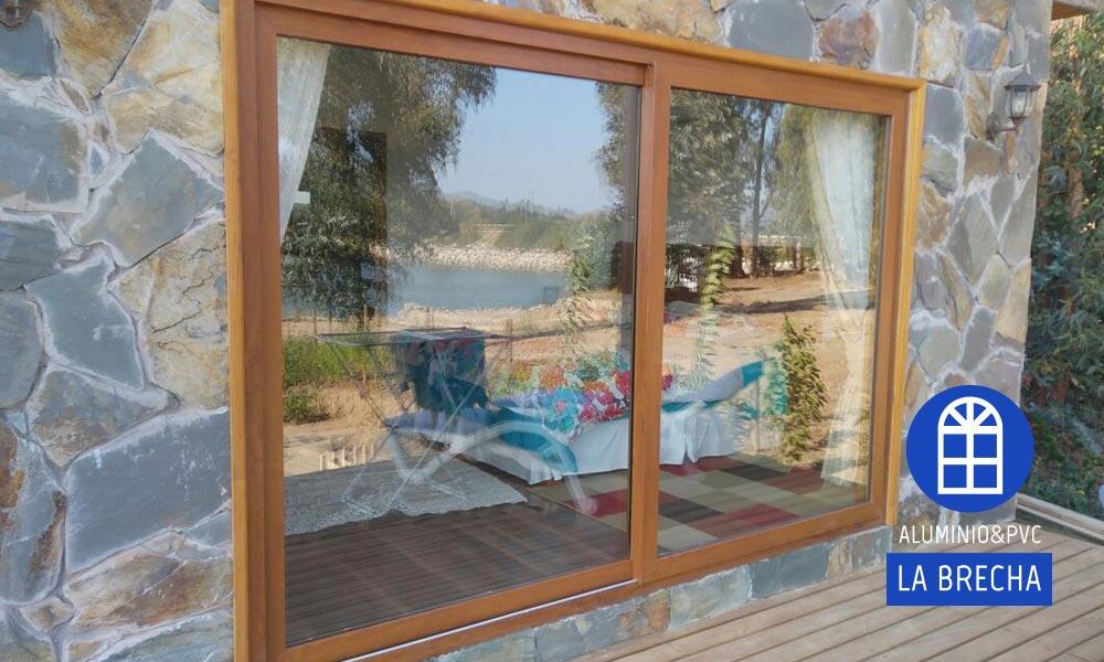 ventanas dormitorio PVC