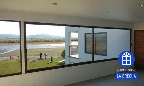 ventanal PVC