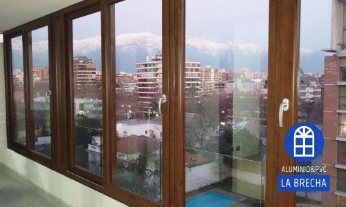 departamento ventanas PVC